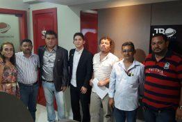 Everton Calamucci realiza reunião com despachantes de Fortaleza