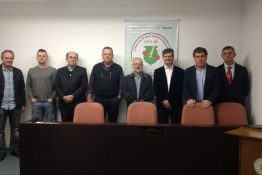 Fenadesp realiza reunião com o Sindergs