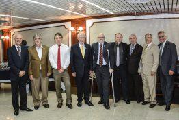 Presidente da Fenadesp participa da nomeação de cônsul da República Tcheca