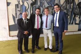 Mais apoio contra a Placa Mercosul