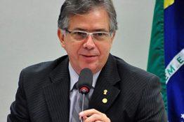 Deputado Joaquim Passarinho critica Placa Mercosul