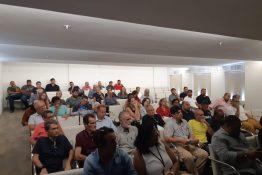 Fenadesp realiza reunião com despachantes do Rio de Janeiro