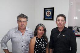Fenadesp faz reunião em Brasília